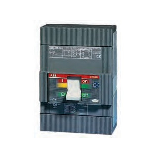 Tie breaker ABB TMAX TMAX T6S1000 PR221DS-LS/I R1000 4P F F with accessories until 600kVA